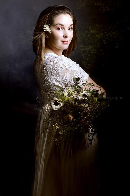 portrait-art-sur-mesure-studio-photo-toulouse-tableau-fleur